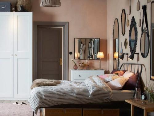 Camera da letto IKEA: 10 idee da copiare subito