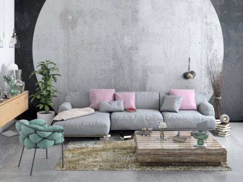 Come dipingere le pareti di casa: 10 idee originali da ...