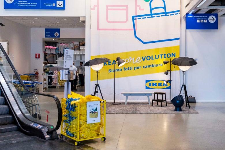IKEA inaugura nel negozio di San Giuliano Milanese il nuovo Market Hall