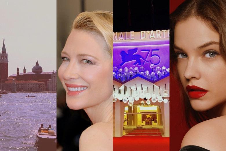 L'eleganza al Festival del Cinema di Venezia 2018 con Giorgio Armani Beauty