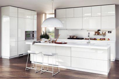 5 idee originali per ravvivare una cucina bianca