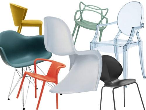 Sedie di design i modelli perfetti per ogni budget
