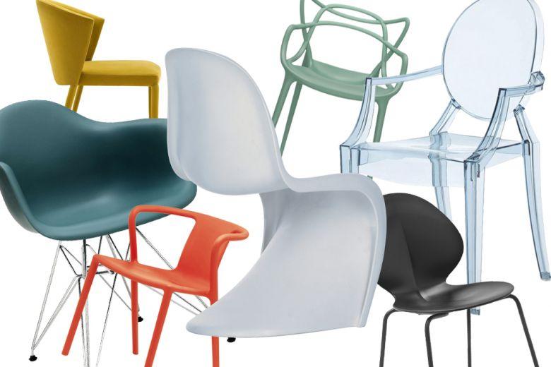 Sedie di design: i modelli perfetti per ogni budget