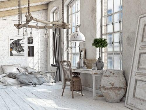 8 stanze in stile shabby chic che vi faranno innamorare