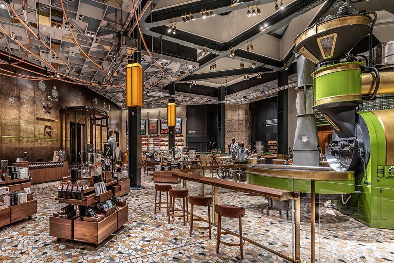 Starbucks Reserve Roastery Milano: ecco com'è