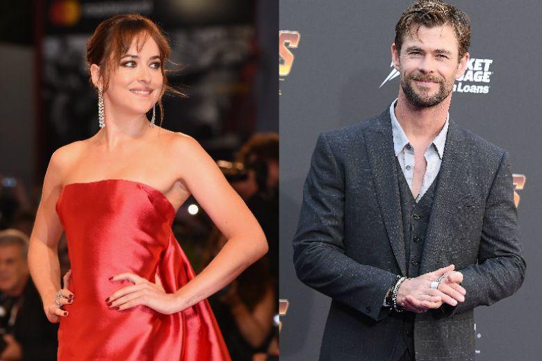 Dakota Johnson: «Il corpo di Chris Hemsworth sul set era una distrazione»