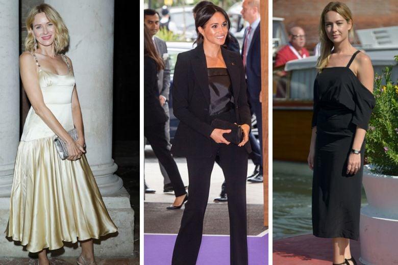 Naomi Watts, Meghan Markle e le altre star meglio vestite della settimana