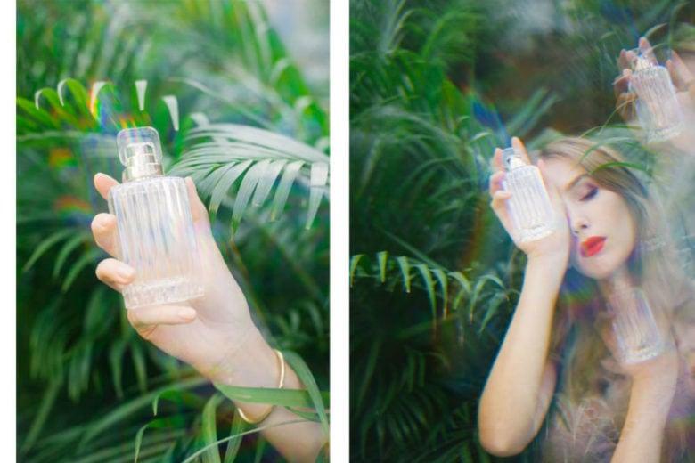 Clara Nanut: «Cartier CARAT, la fragranza che fa brillare»