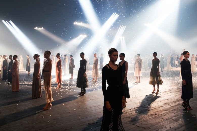 """""""Dior Ballet"""": a passo di danza verso la Primavera Estate 2019"""