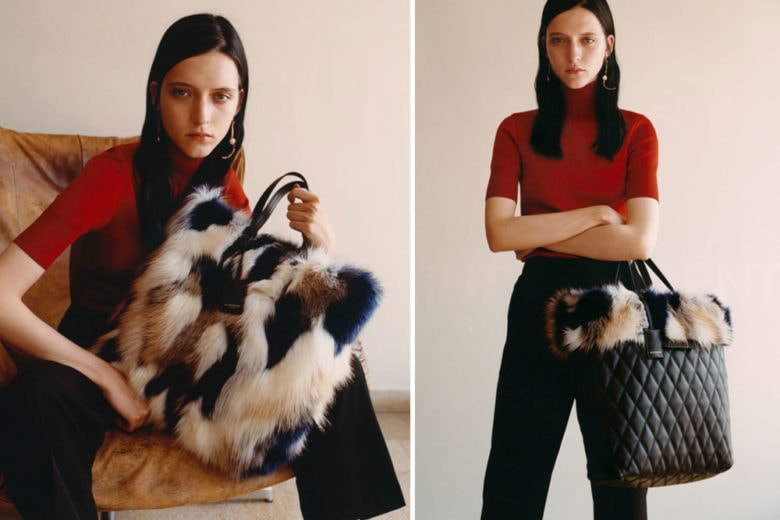 "Givenchy lancia una tote bag in ""eco fur"" (in edizione super limitata)"