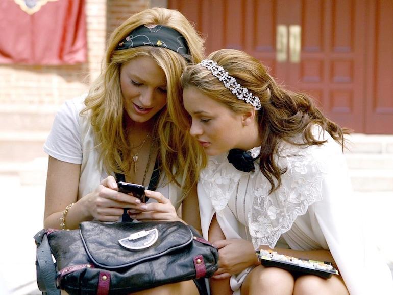 'Gossip Girl' TV Series, Season 2 – 2008