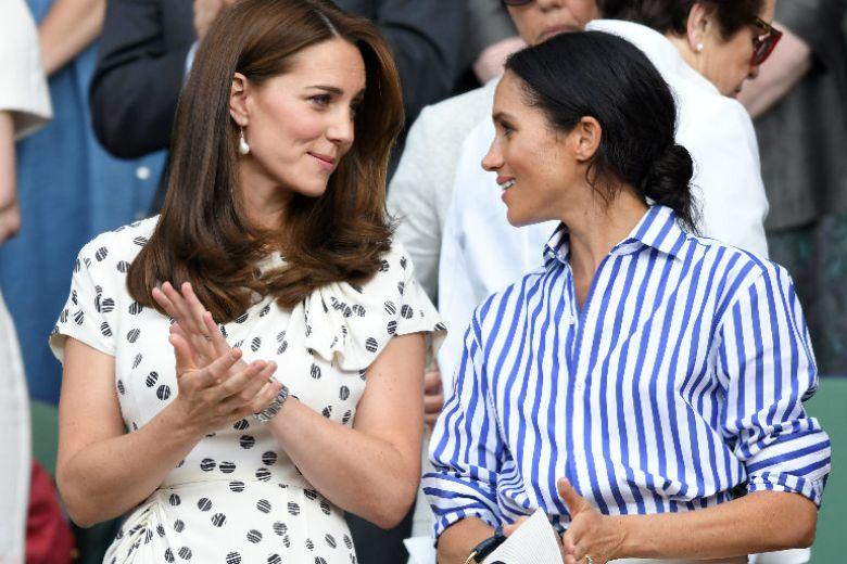 Perché Meghan non indossa i gioielli della Regina (e invece Kate sì)