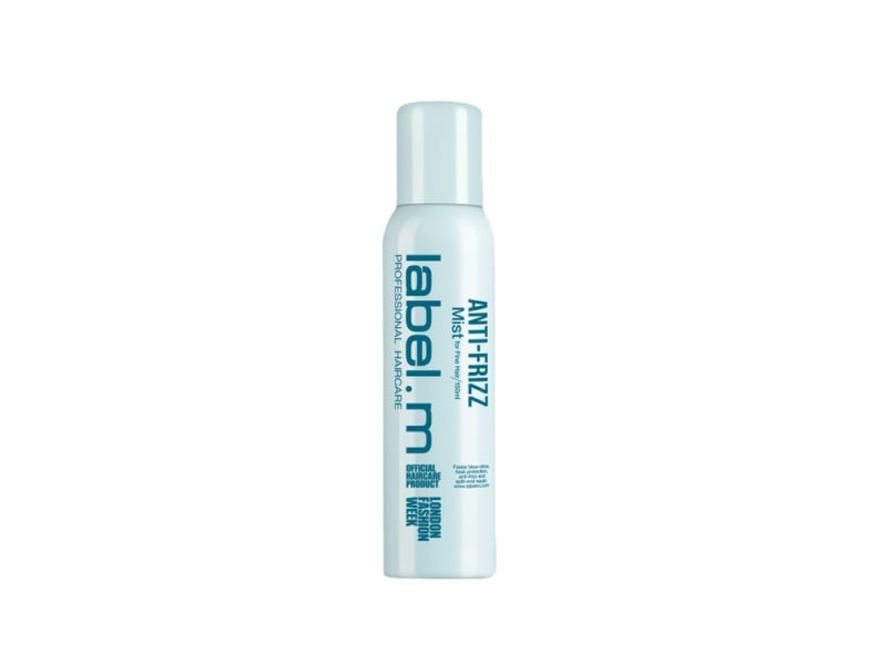labelm anti frizz mist