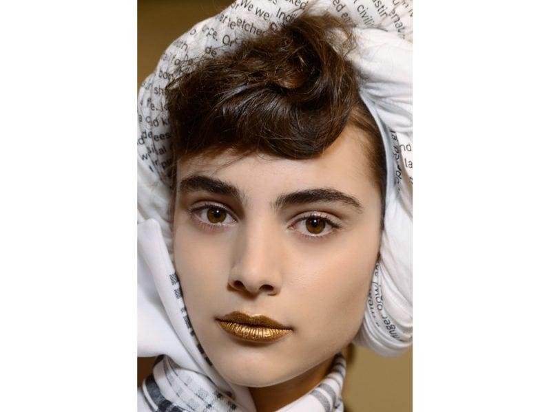make up gold trucco oro AI 2018 2019 (1)