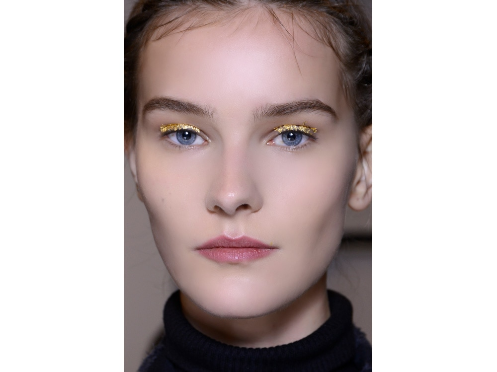 make up gold trucco oro AI 2018 2019 (10)