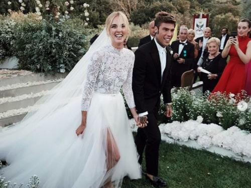 e0584a25200f Il matrimonio Chiara Ferragni Fedez in pillole (senza stare su ...