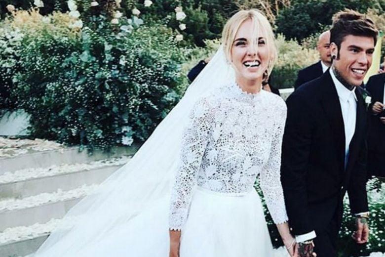 Il matrimonio di Chiara Ferragni e Fedez in pillole (senza consumare giga su Instagram)