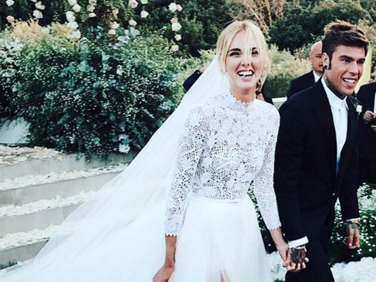 eeee75ccb041 Il matrimonio Chiara Ferragni Fedez in pillole (senza stare su Instagram)