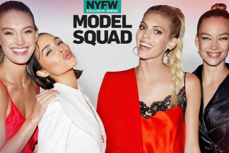 Model Squad, la docu-serie da vedere assolutamente se amate la moda