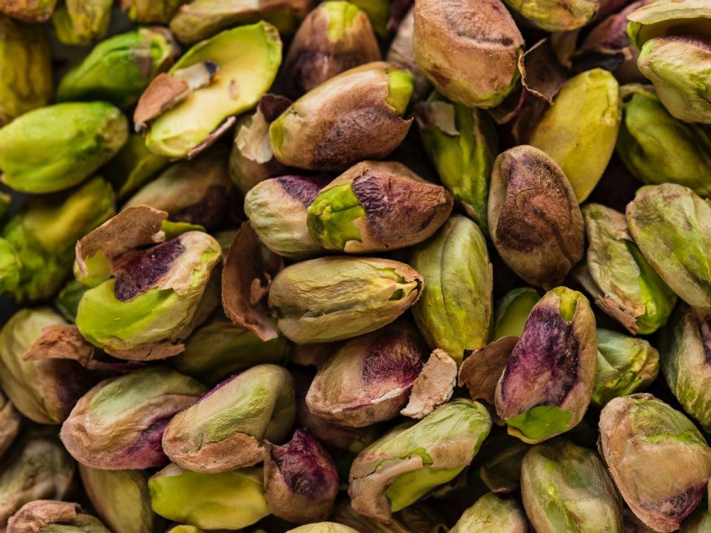 pistacchi frutta secca