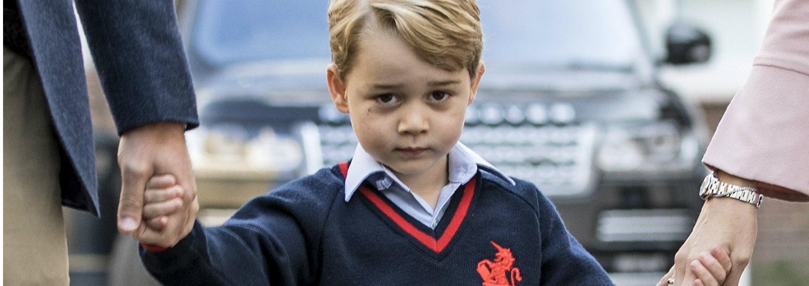 prince george scuola