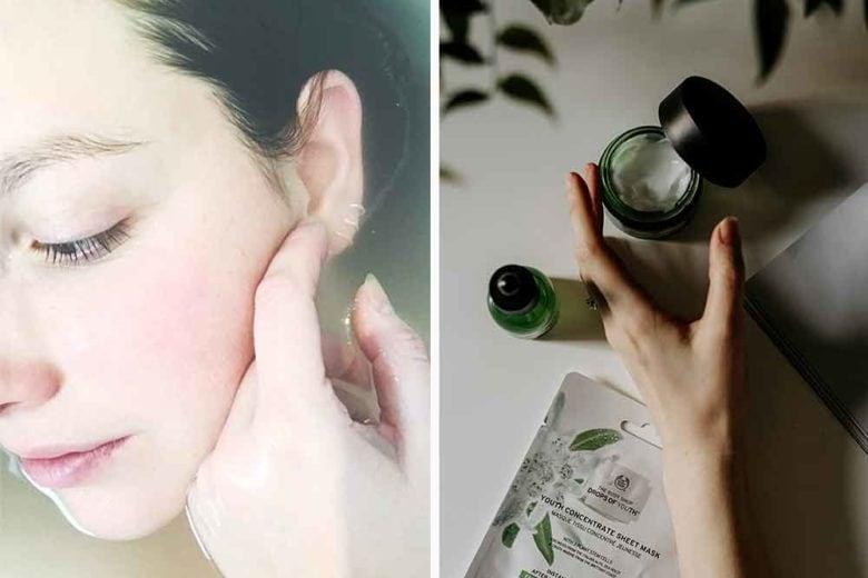 Pulizia del viso fai da te: a casa come dall'estetista i passaggi e i prodotti da avere