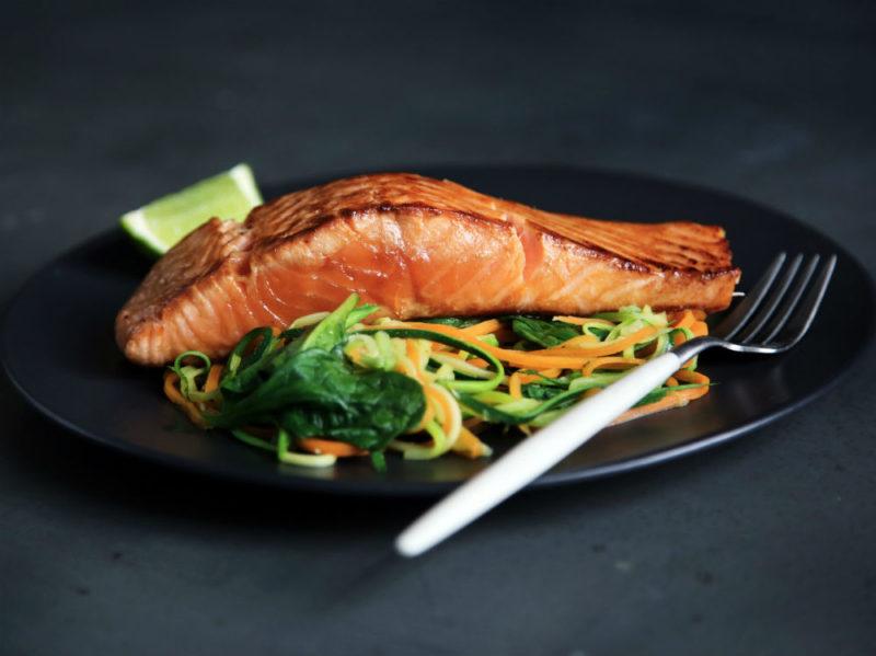 salmone pesce