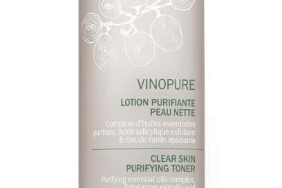 skincare-a-40-anni-problematiche-e-prodotti-adatti-Caudalie Vinopure Lotion Purifiante Peau Nette