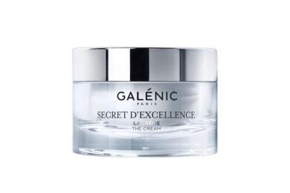 skincare-a-40-anni-problematiche-e-prodotti-adatti-GALENIC SECRET D EXCELLENCE Fondo nero