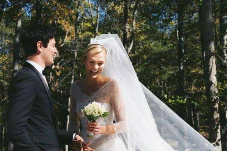 Karlie Kloss si è sposata con Joshua Kushner: ecco l'abito