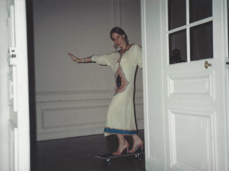 Balengiaga-shoes,-Liz-at-NG-wedding-dress-fitting
