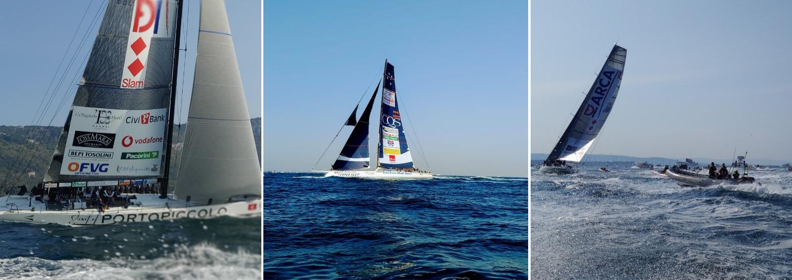 Barcolana 50 Trieste regata Storica @Cristina Piccinotti foto con LG G7 DESK