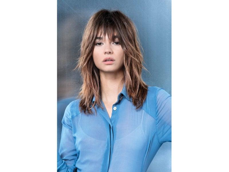 COMPAGNIA DELLA BELLEZZA stile frangia capelli saloni autunno inverno 2018 2019 (2)
