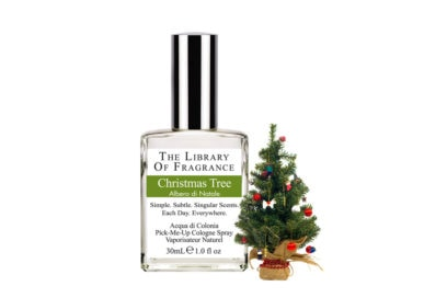 Library of Fragrance Christmas-Tree