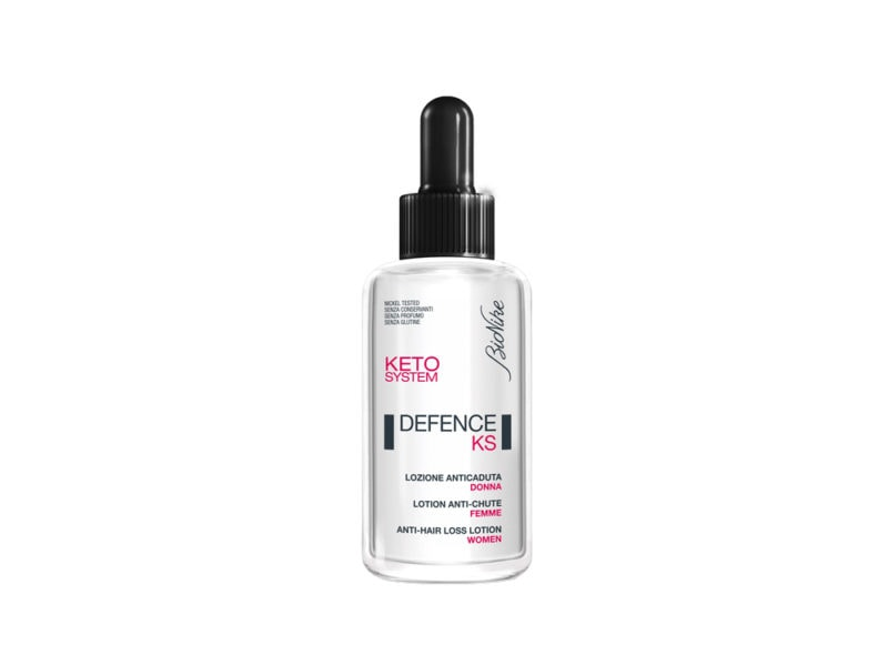 DEFENCE KS ANTICADUTA donna 100ml_BioNike