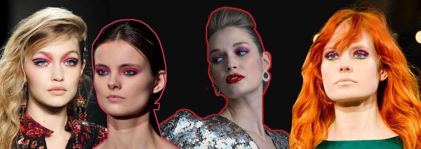 Trucco occhi viola: 7 idee per sfoggiare la tonalità di ombretto più affascinante