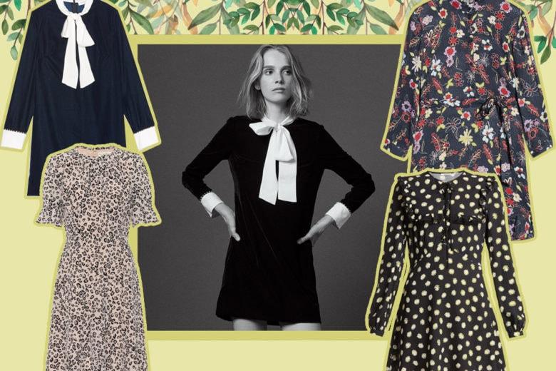 Mini dress: 12 modelli perfetti per l'autunno-inverno