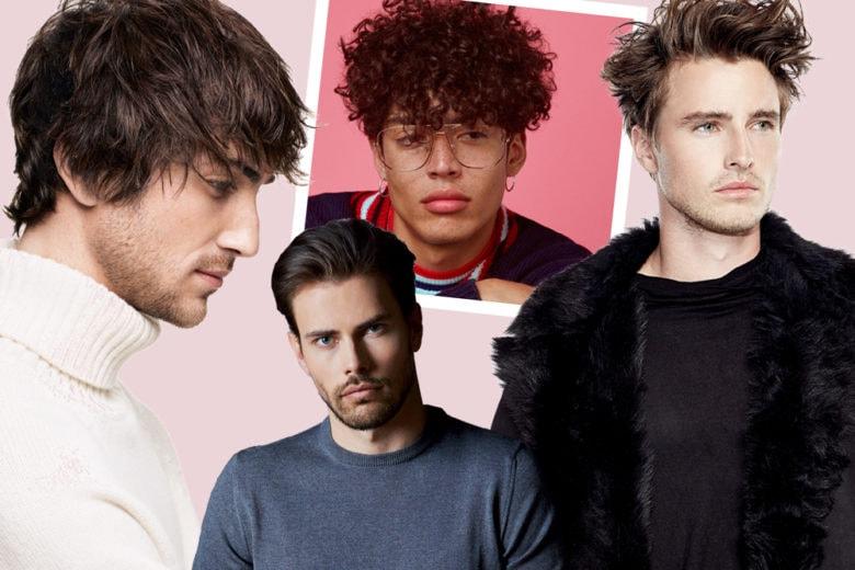 Tagli capelli uomo: le acconciature maschili dai Saloni del momento