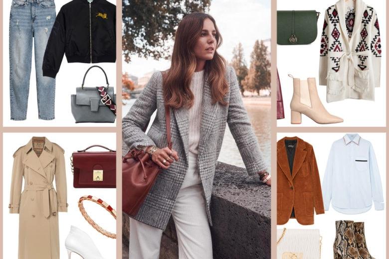 Come vestirsi in autunno? Ecco 5 look mix & match da sfoggiare ora