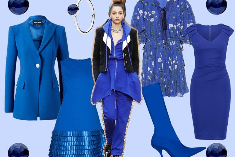 Nel blu dipinto di blu (ma che sia cobalto)!