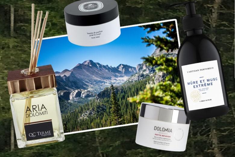 Relax a casa: aromi del bosco e un'esperienza tra le montagne per rilassarsi
