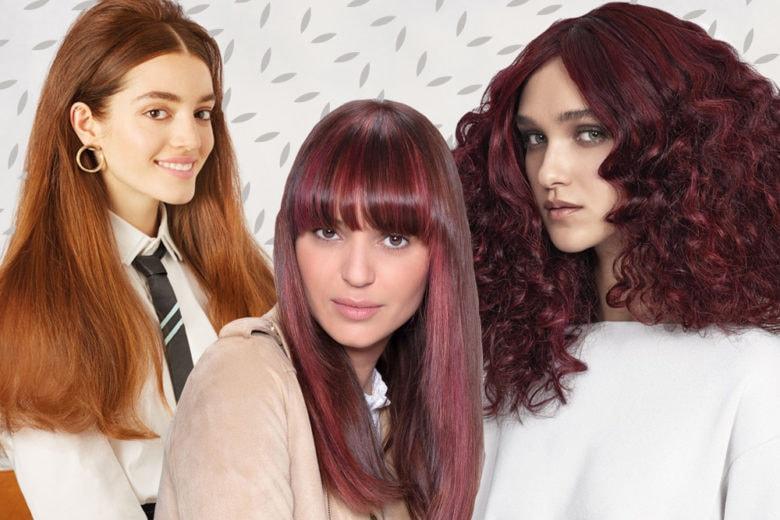 I nuovi tagli di capelli lunghi da scegliere per l'Autunno Inverno 2018 -2019