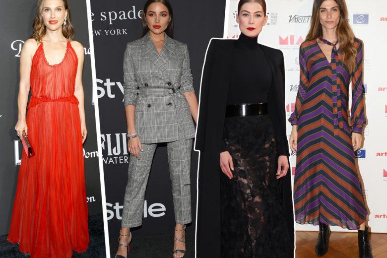 Julia Roberts, Gigi Hadid e le altre star meglio vestite della settimana