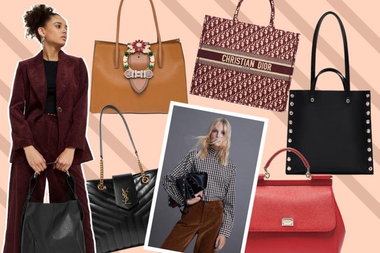Maxi bag: tutti i modelli must-have da sfoggiare quest'autunno