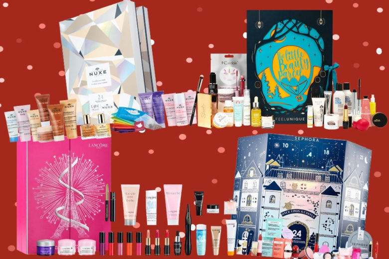 Calendari dell'Avvento beauty 2018: make up, skincare e profumi per un Natale da sogno