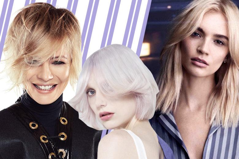 Blonde addicted? Ecco i dieci hair look più belli da provare