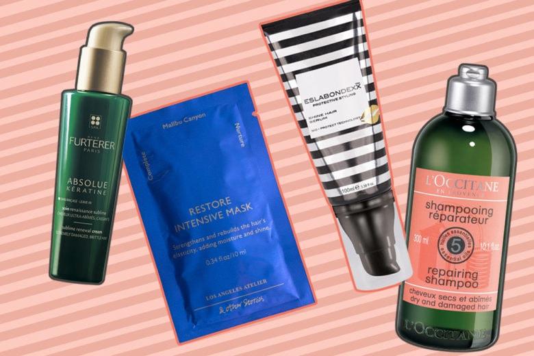 I migliori prodotti per combattere la caduta dei capelli