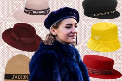 Cappelli: 10 modelli must have per essere fashion dalla testa ai piedi!