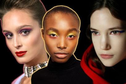 Contrast make up: il trucco occhi del momento gioca sui contrasti