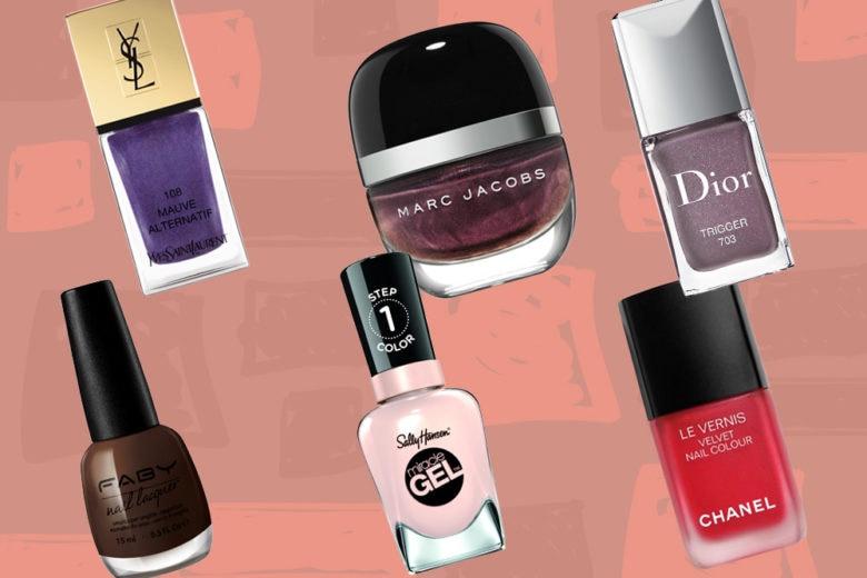 Volete provare una nuova manicure? Ecco 10 smalti must da indossare